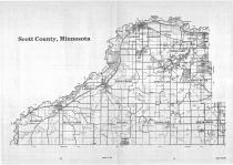 Index Map, Scott County 1987
