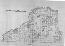 Index Map, Scott County 1988