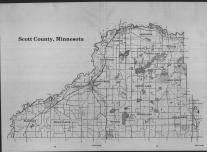 Index Map, Scott County 1989