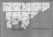 Index Map, Scott County 1990