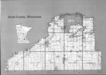Index Map, Scott County 1991