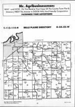 Map Image 016, Scott County 1991