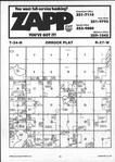 Map Image 006, Sherburne County 1986