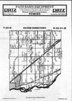 Map Image 009, Sherburne County 1986