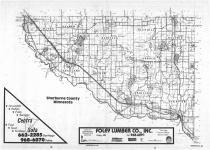 Index Map, Sherburne County 1987