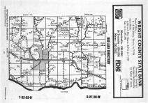 Map Image 001, Sherburne County 1987