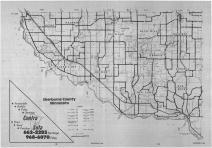 Index Map, Sherburne County 1988