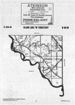 Map Image 017, Sherburne County 1988