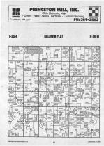 Map Image 019, Sherburne County 1988