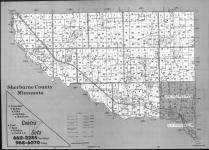 Index Map, Sherburne County 1990