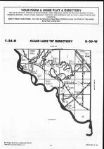 Map Image 015, Sherburne County 1990