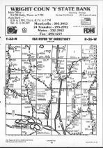 Map Image 013, Sherburne County 1991