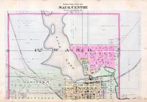 Sauk Centre City - North, Stearns County 1896 published by C.M. Foote & Co