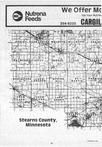 Index Map 1, Stearns County 1985 Published by Farm and Home Publishers, LTD