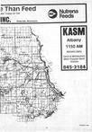 Index Map 2, Stearns County 1985 Published by Farm and Home Publishers, LTD