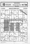 Map Image 004, Stearns County 1985 Published by Farm and Home Publishers, LTD