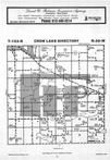 Map Image 014, Stearns County 1985 Published by Farm and Home Publishers, LTD