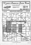 Map Image 016, Stearns County 1985 Published by Farm and Home Publishers, LTD