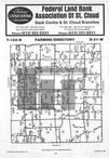 Map Image 022, Stearns County 1985 Published by Farm and Home Publishers, LTD
