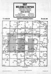 Map Image 024, Stearns County 1985 Published by Farm and Home Publishers, LTD