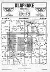 Map Image 026, Stearns County 1985 Published by Farm and Home Publishers, LTD
