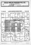 Map Image 032, Stearns County 1985 Published by Farm and Home Publishers, LTD