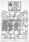 Map Image 060, Stearns County 1985 Published by Farm and Home Publishers, LTD