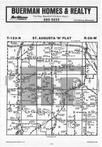 Map Image 065, Stearns County 1985 Published by Farm and Home Publishers, LTD