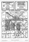 Map Image 072, Stearns County 1985 Published by Farm and Home Publishers, LTD