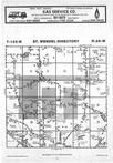Map Image 076, Stearns County 1985 Published by Farm and Home Publishers, LTD