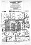 Map Image 078, Stearns County 1985 Published by Farm and Home Publishers, LTD