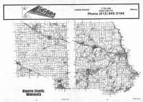 Index Map, Stearns County 1987