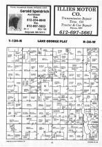 Map Image 002, Stearns County 1987