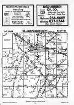 Map Image 011, Stearns County 1987