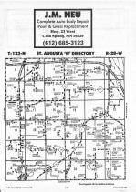 Map Image 017, Stearns County 1987