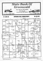 Map Image 019, Stearns County 1987