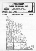 Map Image 039, Stearns County 1987