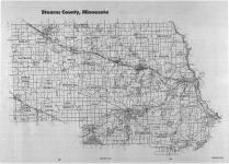 Index Map, Stearns County 1988