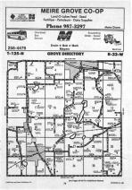 Map Image 001, Stearns County 1988