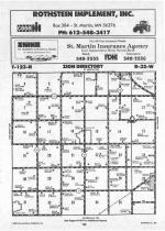 Map Image 003, Stearns County 1988