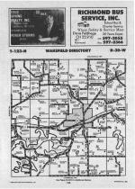 Map Image 005, Stearns County 1988