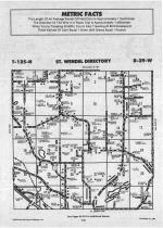 Map Image 007, Stearns County 1988