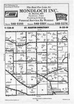 Map Image 009, Stearns County 1988