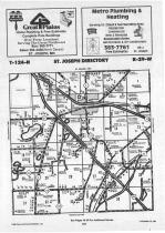 Map Image 011, Stearns County 1988