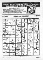 Map Image 019, Stearns County 1988