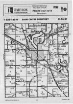 Map Image 021, Stearns County 1988