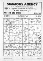 Map Image 026, Stearns County 1988