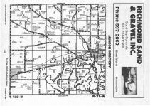 Map Image 036, Stearns County 1988