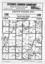 Map Image 077, Stearns County 1988