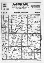 Map Image 080, Stearns County 1988